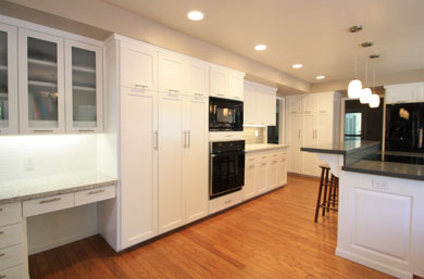 Cabinet Residential Painting Services